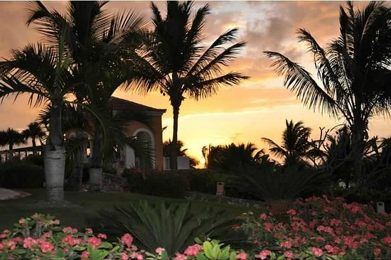 Sanctuary Cap Cana by AlSol:                                                       Sunsetting