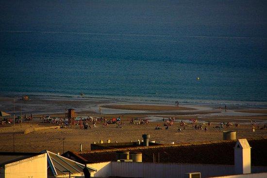 Hotel Restaurante Blanco y Verde:                   Vista desde la azotea