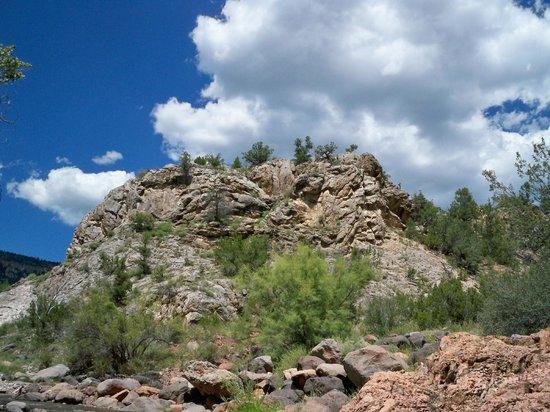 Jemez Mountain Trail : Jemez Springs