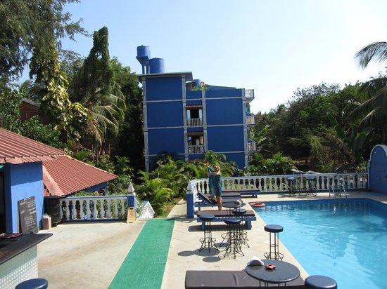 Mayflower Beach Resort:                   отель