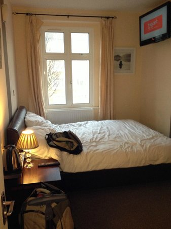 New Market House:                   our room, newly refurbished