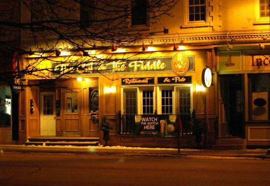 The Cat & The Fiddle Lindsay:                   Cat & Fiddle Restaurant