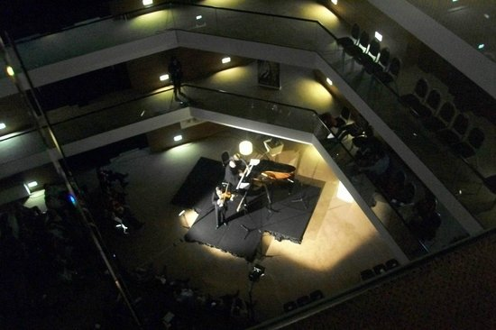 Montebelo Viseu Hotel & Spa:                   Piano e violino - lindo