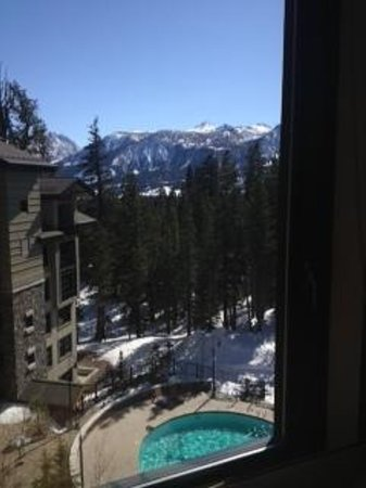 Westin Monache Resort Mammoth:                   View from our window