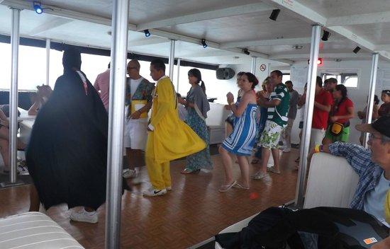 Caribbean Funday:                                     Boat Crew