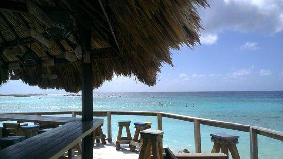 Curacao Marriott Beach Resort & Emerald Casino:                   the pool bar