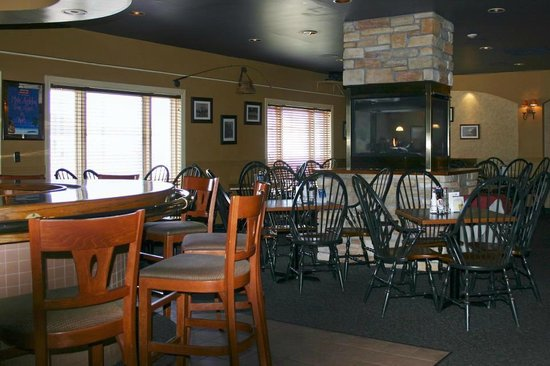 Miller's Tap and Grill:                                     Dining Area