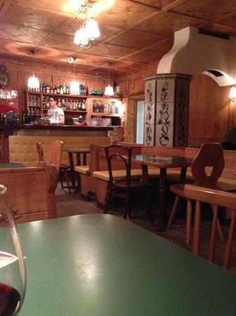 Restaurant Antica Osteria Traube:                   il mistero del ristorante scomparso...