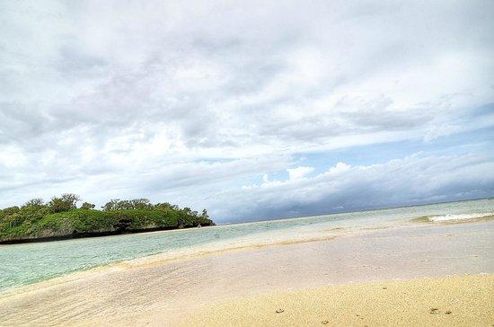 Natadola Beach :                                     Serenity