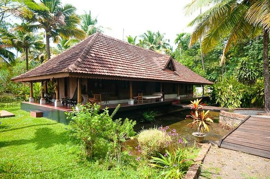 Privacy at Sanctuary Bay :                   heritage Bungalow (poolside)