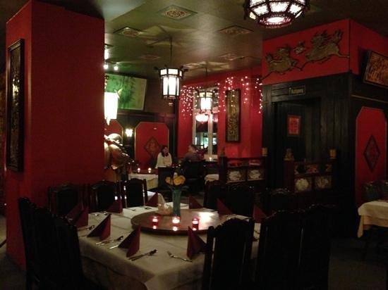 China-Restaurant Man Fat:                   Man Fat