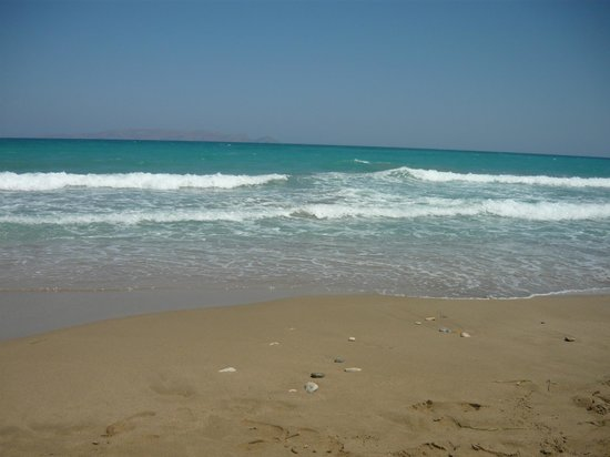 Prince Of Lillies: la spiaggia