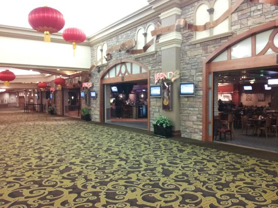 Horseshoe casino  indiana