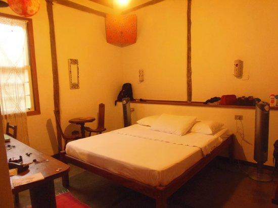 Hotel Pousada Guarana:                   Quarto