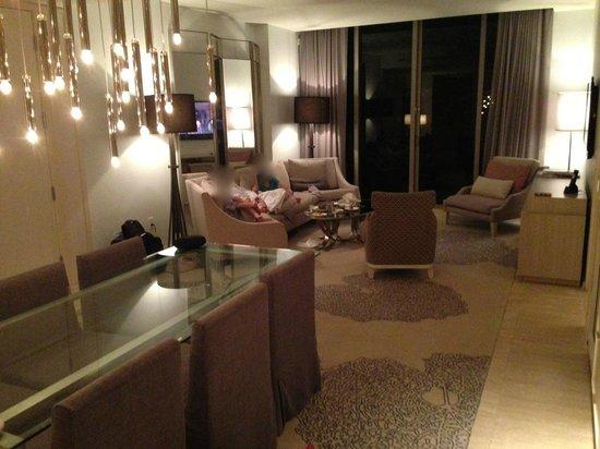 The St. Regis Bal Harbour Resort:                   In room dining                 