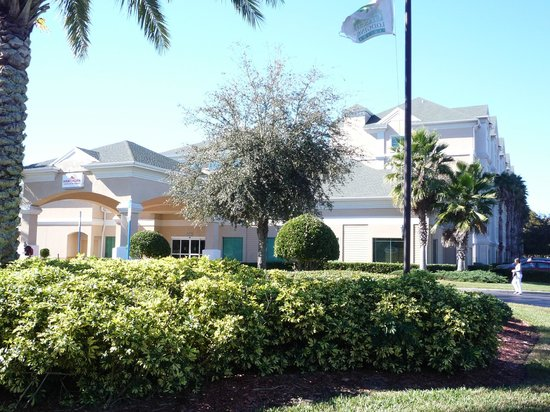 Hawthorn Suites Lake Buena Vista: Hawthorn Suites LBV - Will stay again!
