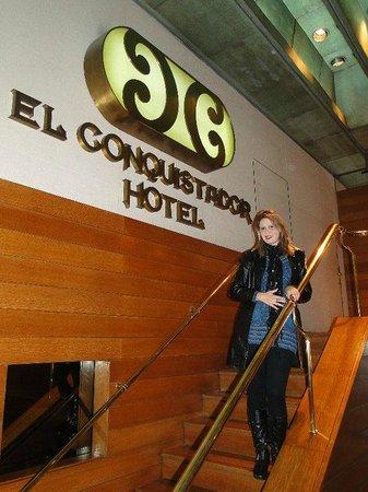 El Conquistador Hotel:                   Area Comum