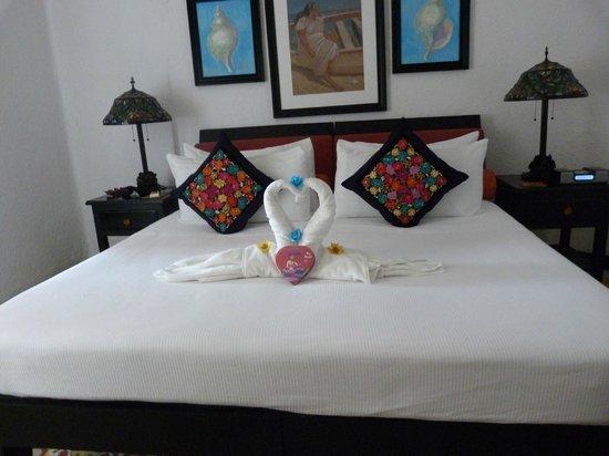 Casa Sirena Hotel:                   Room 1