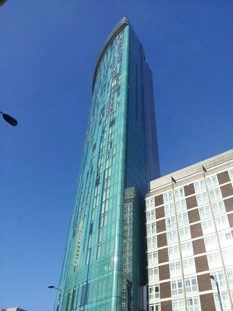 Radisson Blu Hotel, Birmingham:                   hotel