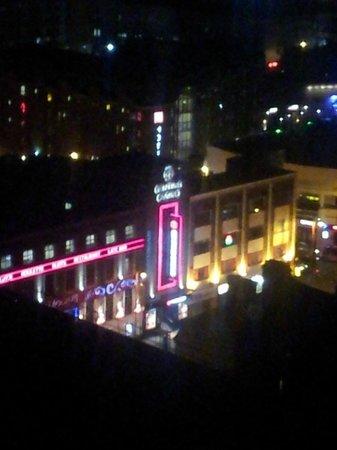 โรงแรมเรดิสสัน บลู เบอร์มิงแฮม:                   view