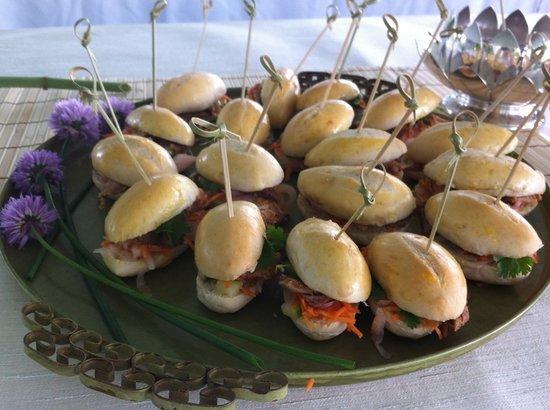 Real Food : Mini Bahn Mí