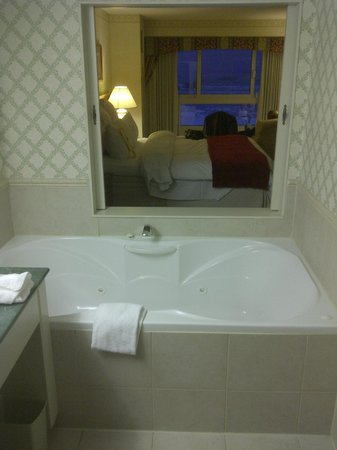 Niagara Falls Marriott Fallsview Hotel & Spa:                                     Whirlpool Tub