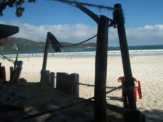 Lopes Mendes Beach:                   Horas de Paz