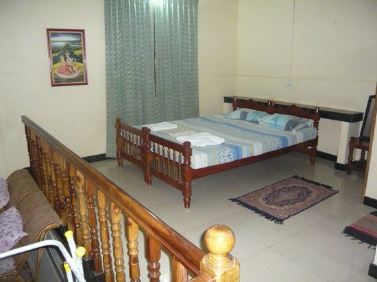 Thiruvambadi Beach Retreat:                   My room
