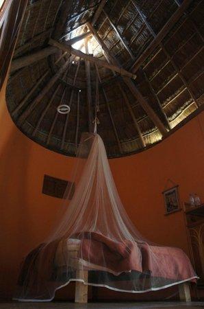 Complexe Munha Uxmal:                   Chambre