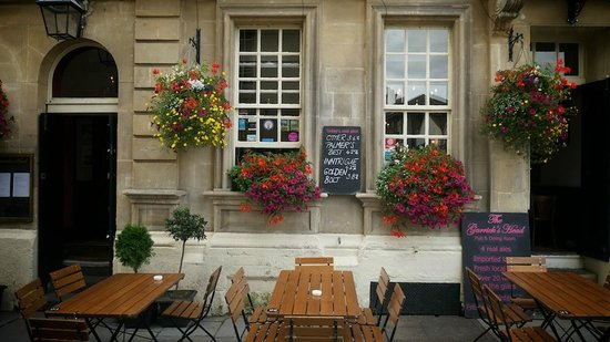 The Garricks Head Pub and Dining: Today's ales