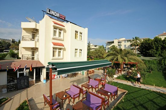 Linda Apart Hotel Side Turkey Apartment Reviews