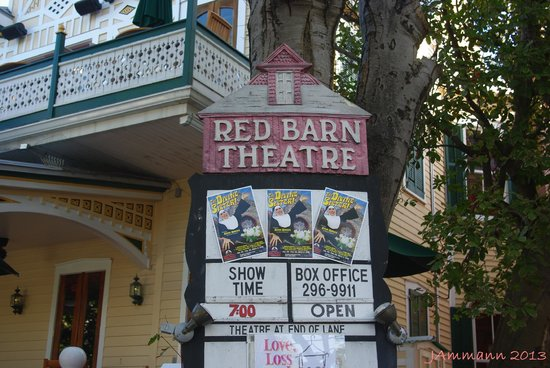 Red Barn Theatre Picture Of Red Barn Theatre Key West