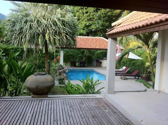 Ban Kao Tropical Boutique Residence & Spa :                   Piscine de la villa 6 personnes