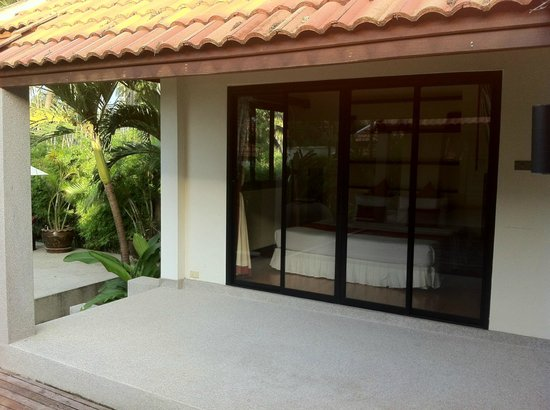 Ban Kao Tropical Boutique Residence & Spa :                   Vue d'une des chambres de la villa