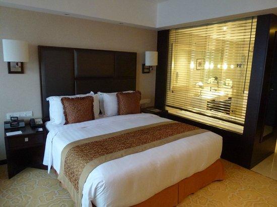 Radisson Blu Hotel Shanghai Hong Quan:                   Ma chambre