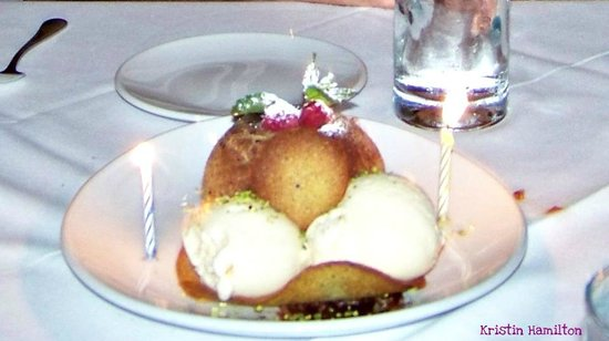 Fleming's Prime Steakhouse & Wine Bar: Birthday Celebration