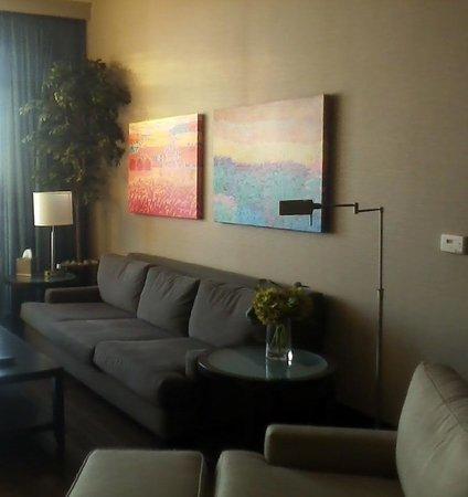 Grand Falls Casino and Golf Resort:                   LIVING AREA