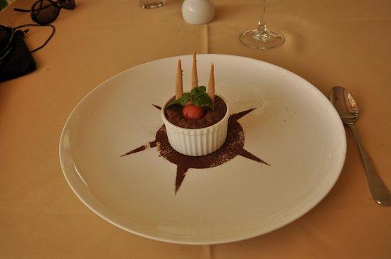 Le Jardin des Delices - Ecole Paul Dubrule: chocolate mousse
