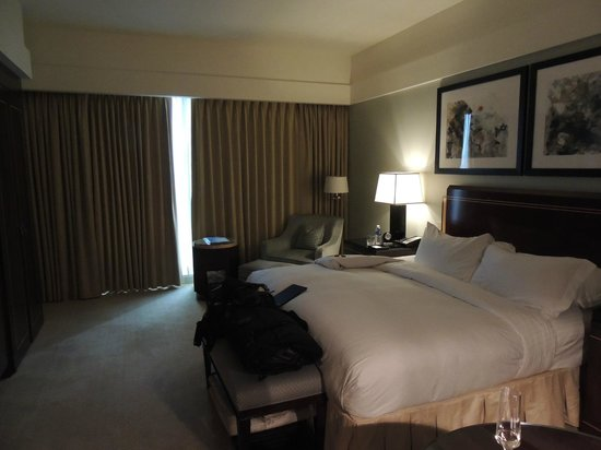 The Ritz-Carlton, Charlotte:                   Room