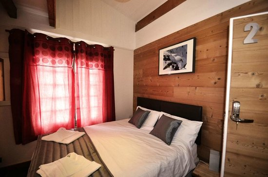 Chamonix Lodge: Double Room ensuite