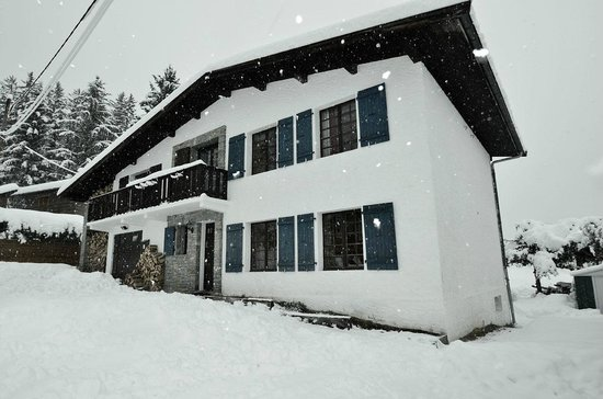 Chamonix Lodge: Chalet Christol in Winter