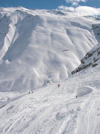 La Mercerie :                   station Val d'Isère à 20 mn de l'épicerie mercerie