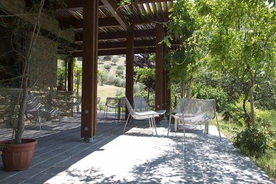 Slow Life Umbria - Relais de charme:                   Terrace - Dining Area