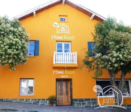 Hopa Home Patagonia Hostel: Este es nuestro Hostel!