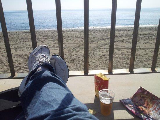 VIK Gran Hotel Costa del Sol:                   paz