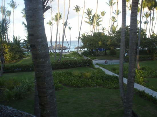 Grand Palladium Bavaro Suites Resort & Spa:                   balcony view