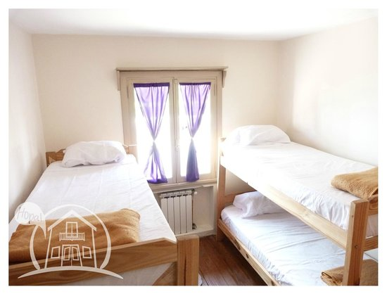 Hopa Home Patagonia Hostel: Dormi compartido x 8 pax