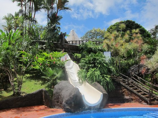 Los Lagos Hotel Spa & Resort:                   Another view of a water slide