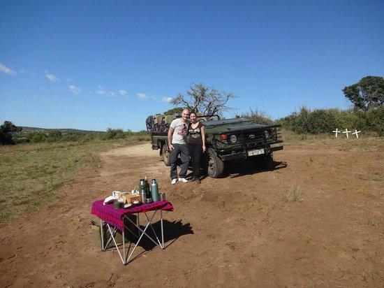 HillsNek Safaris, Amakhala Game Reserve:                   @Safari