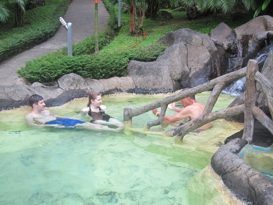 Los Lagos Hotel Spa & Resort:                   Another thermal pool